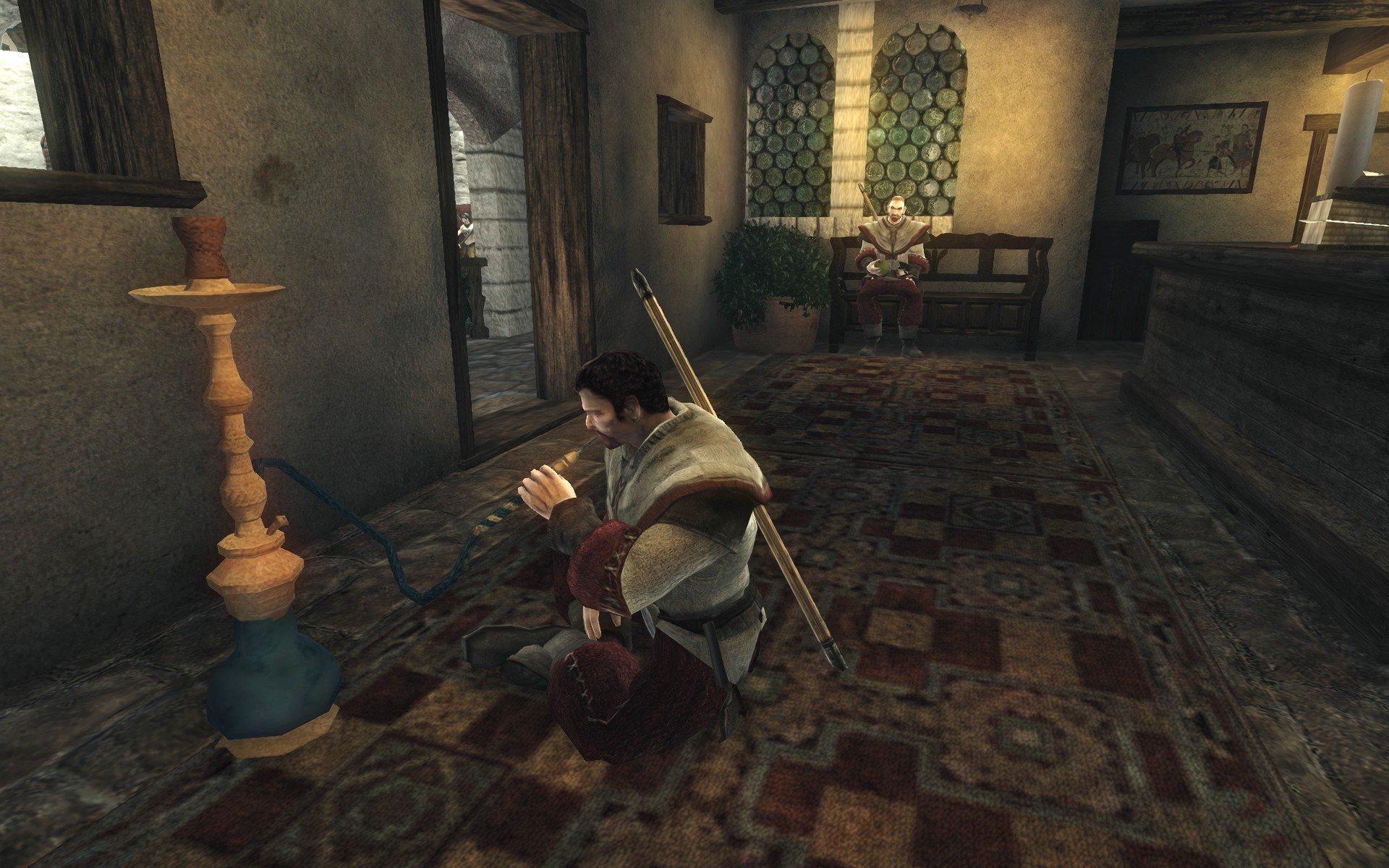 World of risen home screenshots pc da ist nur tabak - Gothic adventskalender ...