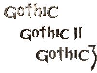 Gothic was a successful series and came to a total of three titles.